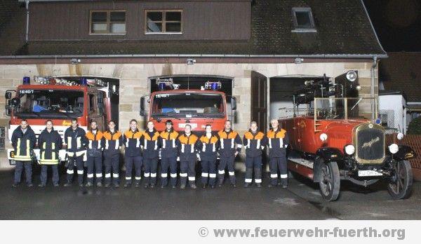 Mannschaft FF Vach