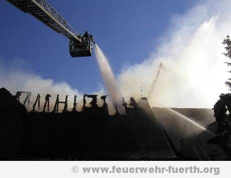Scheunenbrand