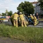 Verkehrsunfall Erlanger Strasse 001