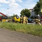 Verkehrsunfall Erlanger Strasse 002