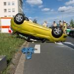 Verkehrsunfall Erlanger Strasse 004