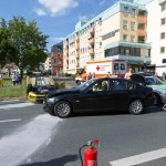 Verkehrsunfall Erlanger Strasse 005