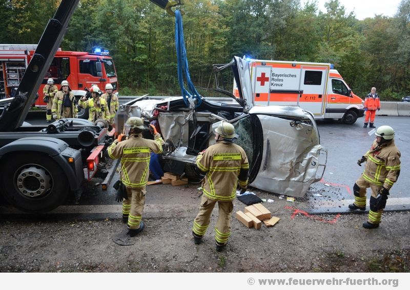 Unfall Fürth Heute