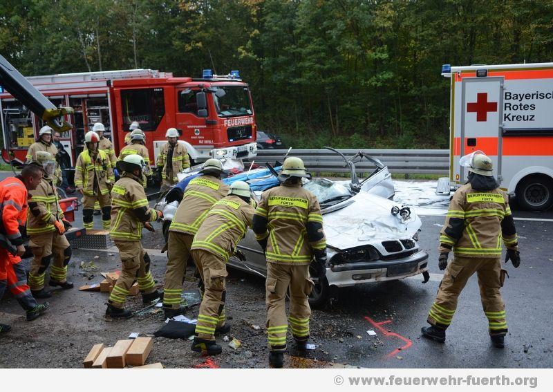 Fürth Unfall