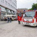 Sommerfest der Freiwilligen Feuerwehr Fuerth Stadt