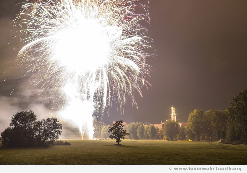 Symbolfoto - Feuerwerk - Silvester