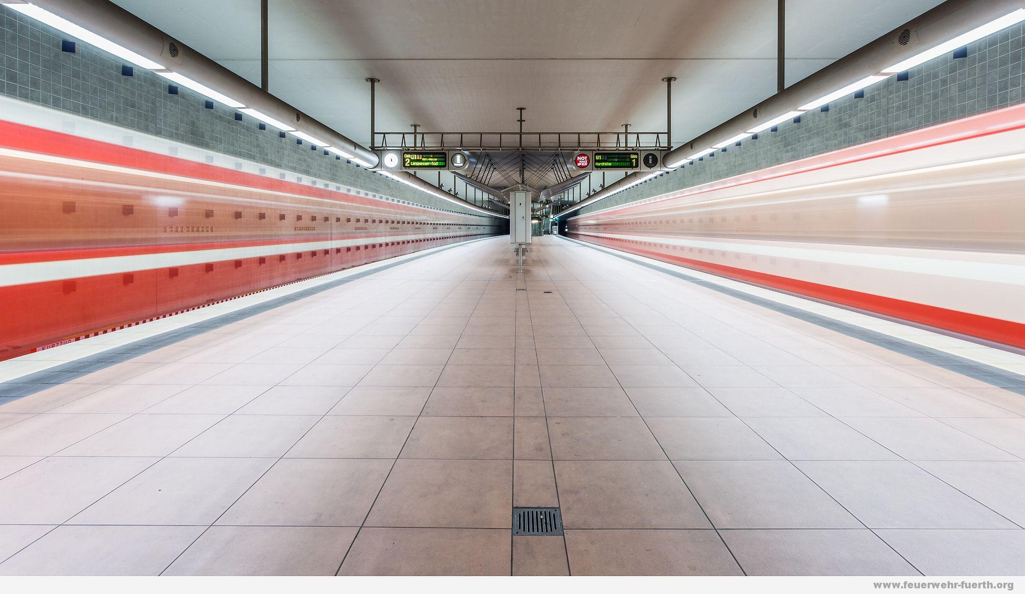 Symbolfoto U-Bahn © Marcus Weier