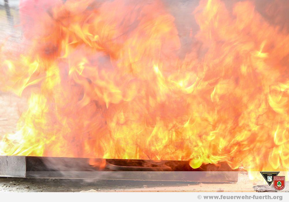 Symbolfoto - Feuer am (13.01.2013) Foto: Christian Schmidt