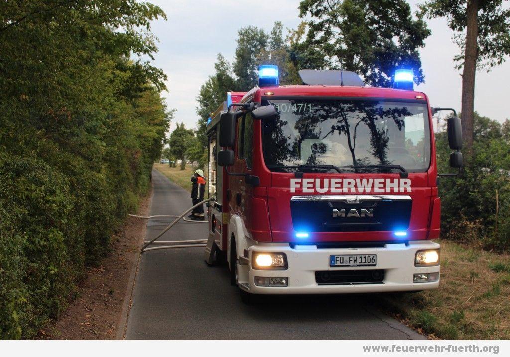 MLF der FF Poppenreuth
