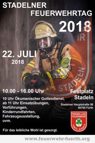 Stadelner Feuerwehrtag @ Festplatz Stadeln