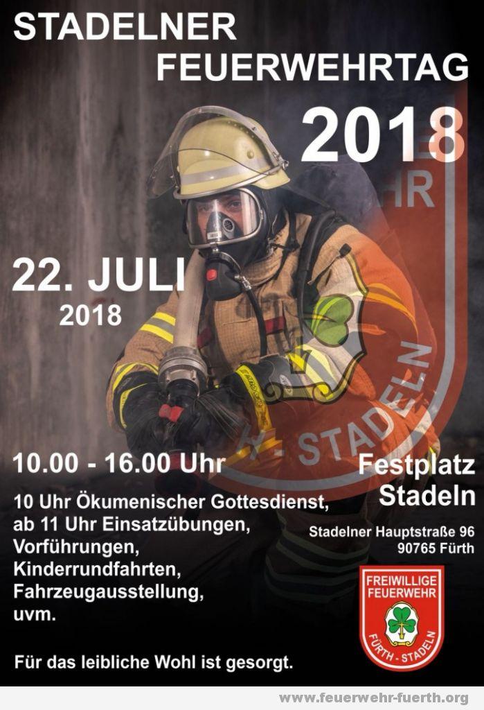 Feuerwehrtag Stadeln 2018