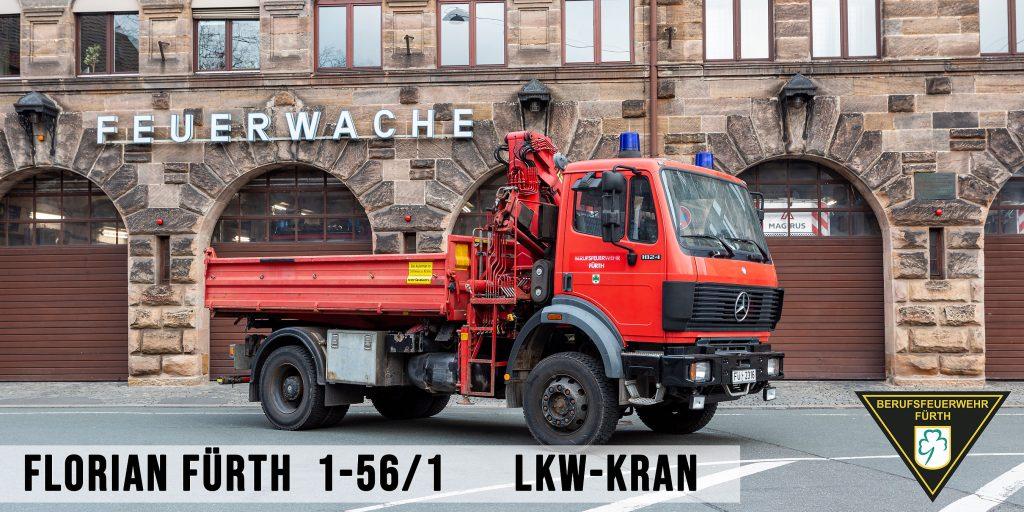 LKW-Kran